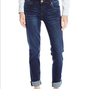 Kut from the Kloth Catherine boyfriend jeans 12